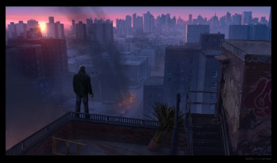 prototype 2, shaddy safadi, concept art, digital painting.