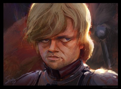 tyrion lannister, shaddy, concept art, digital painting